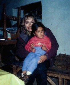 me and yenifer in uranmarca